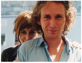 Beth Orton and Ted Barnes