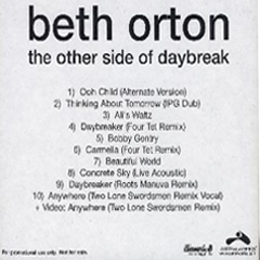 Beth Orton The Other Side Of Daybreak CDR